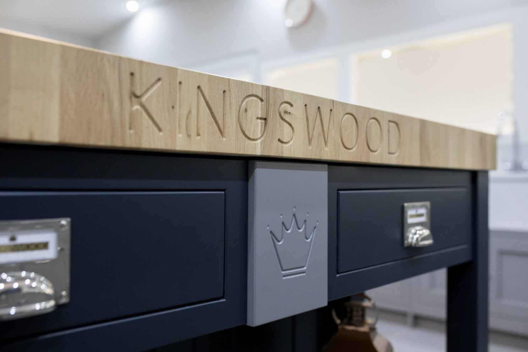 Kingswood Bespoke Kitchen Showroom